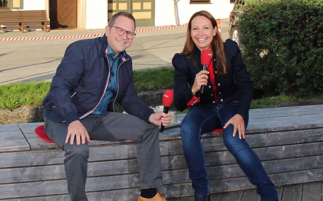 Edburg im ORF 2