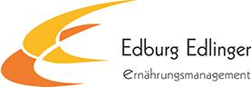 Diätologin Edburg Edlinger