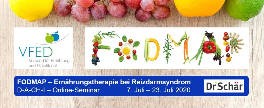 FODMAP – Ernährungstherapie Reizdarmsyndrom