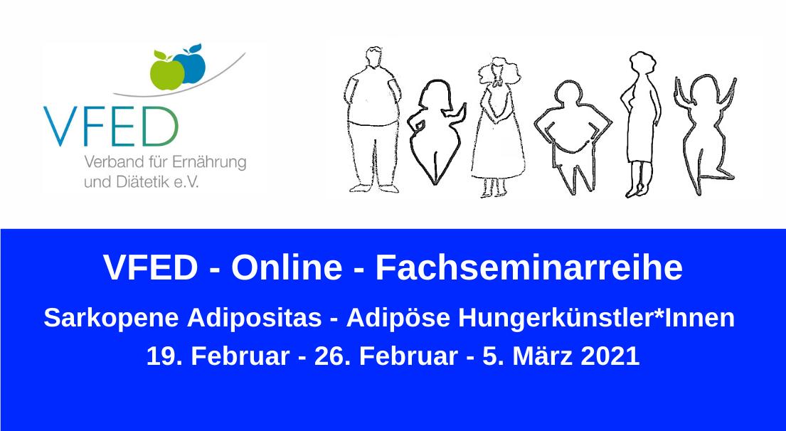 Seminar sarkopene Adipositas – Adipöse Hungerkünstler*innen