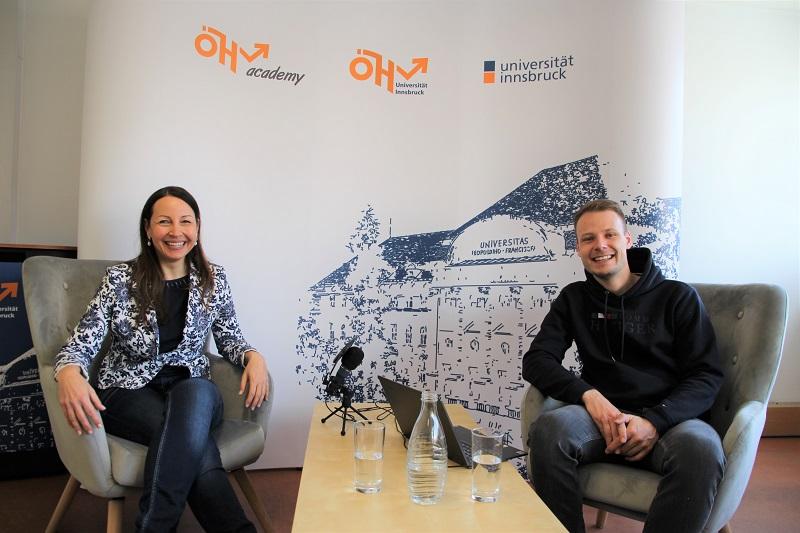 ÖH Innsbruck Ernährungspodcast